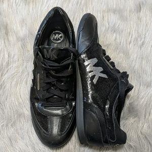 MK Sequined Sneakers